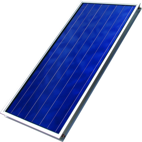 Solární kolektory cena
